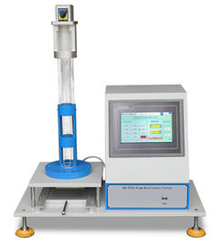 China LCD Touch Screen Furniture Testing Machines , Automatic Foams Ball Rebound Tester supplier
