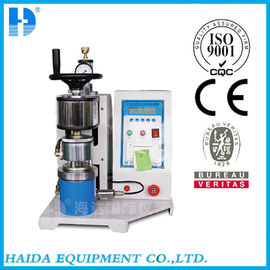 China Electronic Carton Bursting Tester , Semi-automatic Box Burst Tester / Paper Testing Equipments supplier