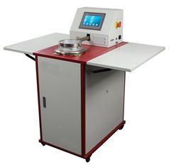 China Textile Testing Machine Automatic Fabric Textile  Air Permeability Tester supplier