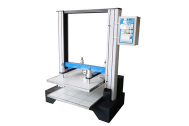China 2T Microcomputer Type Carton Compression Tester With PC Operation Mode supplier
