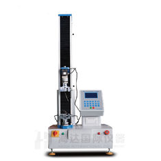 China Desktop Tensile Testing Machines , Microcomputer LCD Display Tensile Test Equipment supplier