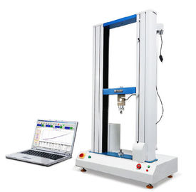 China Leather Tensile Testing Machines , Computer Servo Electrical Test Equipment RS232 supplier