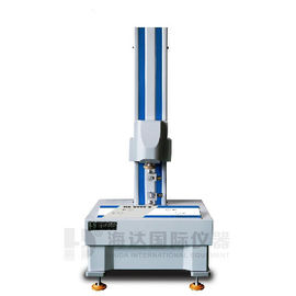 China Single Column Universal Material Electronic Tensile force Testing Machines for Peel Adhesion supplier