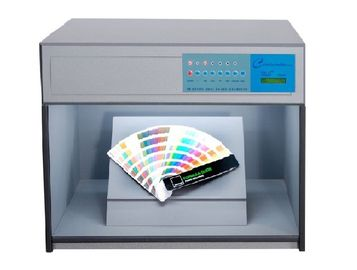 China Textile Tester Automotive Fabric Color Assessment D65 Light Source Equipment supplier