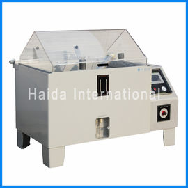 China Neutral Salt Spray Corrosion Test Chamber , PVC Coating Corrosion Testing Equipment supplier