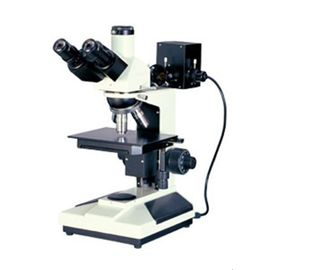China 2um Optical Measuring Microscope , 15X Digital Precise Microscope With Stand supplier