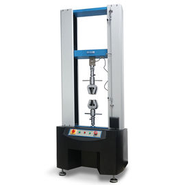 China 1T Material Electric Tensile Strength Testing Machine With Panasonic Servo Motor supplier