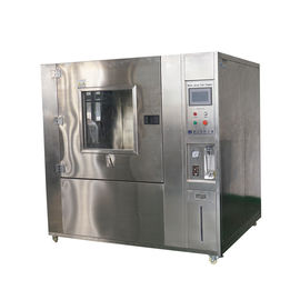China Electronic Automatic Water Spray Test Chamber  ,  Adjustable Water Testing Equipment supplier