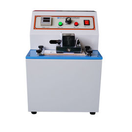 China Ink Rub Tester Paper Testing Equipment,Wet Rubbing Discoloration Paper Fuzzy Tester supplier