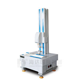 China Automatic Peel Force Adhension Compression Tensile Testing Machines With Single Column supplier