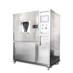 China Customized Experimental Dust Resistance Test Chamber For Climate Test supplier