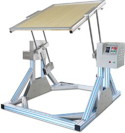 China Digital Angle Display 100 Degree Rotary Table Strollers Testing Machines supplier