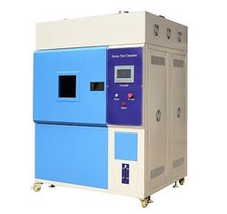 China Programmable Xenon Accelerated Weathering Tester with PLC Touch Screen Controller supplier
