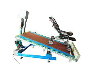 China Electronic Strollers Testing Machine , Stroller Stability Testing Platform supplier
