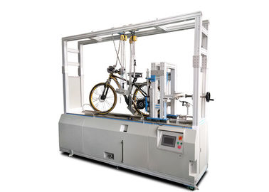 China PC Control Bicycle Road Dynamic Test Machine for Bike Brakes Performance Test supplier