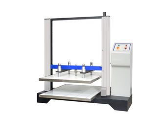 Electronic PC Carton Compression Tester , 15KN 45KN Box Compressive Tester