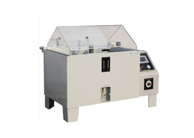 China Salt Spray Corrosion Test Chamber / Durable Hard PVC Anti-Corrosion Testing Equipment supplier