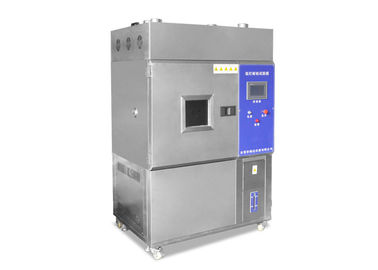 China 2.0KW Stainless Steel Xenon Test Chamber , Simulated Sunlight Xenon Arc Testing Machine supplier