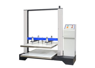 China Electronic Carton Compression Tester , PC Automatic Package Compressive Tester supplier