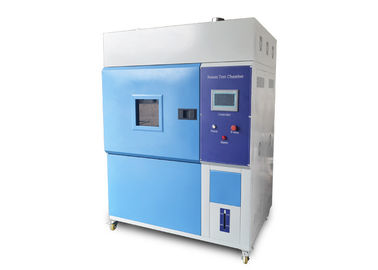 China Rubber / Plastic / Stainless Steel Xenon Test Chamber With High Temperature Alarm supplier