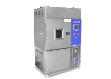 China Programmable Controller Xenon Test Chamber , Anti Weather Plastic q-Sun Xenon Tester supplier