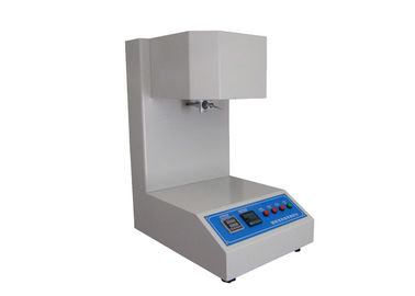 China PP PE Plastic Testing Machine , JIS-K7210 Melt Flow Indexer supplier