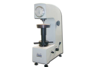 China Metal Testing Machine Pointer Rockwell Hardness Tester With Scale Selection supplier