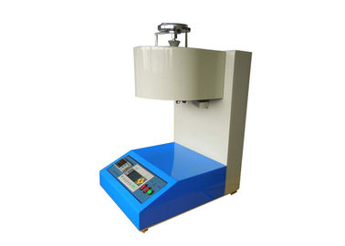 China Electronic Plastic Testing Machine , MFR Plastic Melt Flow Index Testing Instrument supplier