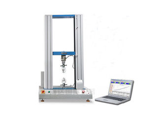 China 20KN Computer Tensile Testing Machines , Double Column Tensile Strength Testing Equipment supplier