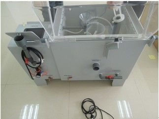 China Controlled Climate Accelerated Modern Salt Spray Corrosion Test Chamber 270L supplier