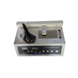 China Static And Kinetic Coefficient of  Plastic Testing Machine,  Coefficient of Friction Tester supplier