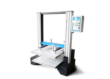 China Automatic Carton Compression Tester , computer Package Testing Equipment supplier