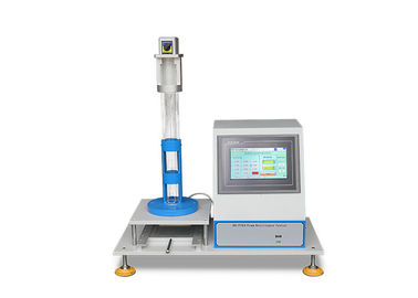 China Foam Ball Rebound Tester With LCD Touch Screen , Sponge Resistance Testers Insulation Teter supplier