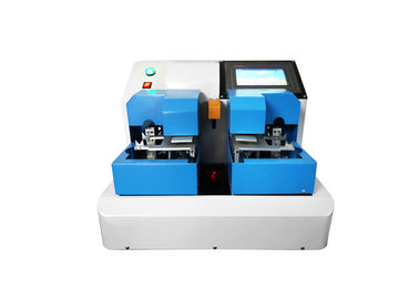 China Ac Servo Motor And Servo Controller Paper Testing Equipments 4 Point Bending Stiffness Test supplier