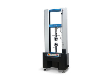 China 100KN Rubber Tensile Testing Machines High Precise For Peel Strength / Bend Strength supplier