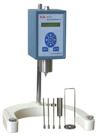 China High Accuracy Rubber Testing Machine , Electronic Rotating Viscometer supplier