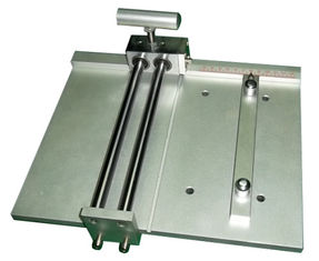 China Anti-rust Paper Testing Equipments , Paper Cutter For Edge Crush Testing Machine supplier
