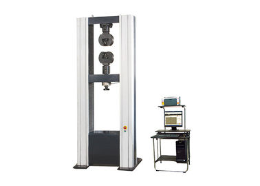 China Computer Servo Double Column Steel Tensile Testing Machines Manufacturer supplier
