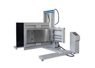 China 1T PLC Control Packaging Testing Equipment , ASTM D6055 Package Clamping Testing Machine supplier