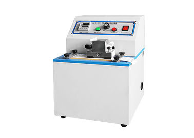 China Rub Resistance Paper Testing Equipments With Microcomputer Control supplier