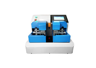China Touch Screen Type Paper Board Bending Stiffness Tester By PLC Control supplier