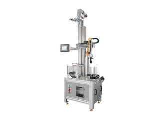 China Lens Shock Impact Ability Lab Testing Machine With Graphic Users Interface supplier
