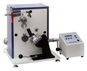 China Tensile Rubber Testing Machine , BS-5131 Standard Shoe Heel Impact Fatigue Test Equipment supplier