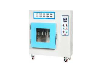 China Electric Rubber Testing Machine , Thermostat Tape Retention Tester supplier