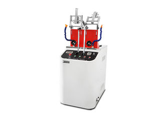 China Adjustable Rubber Testing Machine , GB / T 3903 Shoes & Insoles Folding Fatigue Tester supplier