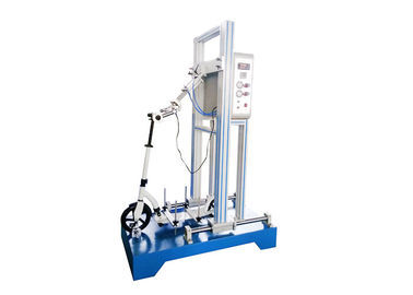 China Children Scooter Handle Bar Fatigue Testing Machine Force 60 Pound / 267N supplier
