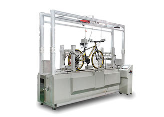 China Brake EN14764 Strollers Testing Machine , Bicycle Simulation Dynamic Road Testing Machines supplier