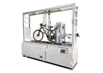 China EN14764 Strollers Testing Machine Durable For Testing Bike Dynamic Road supplier