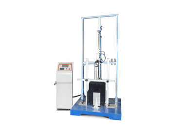 China Professional Handle Suitcase Tester Machine For Pull Rod Reciprocating supplier