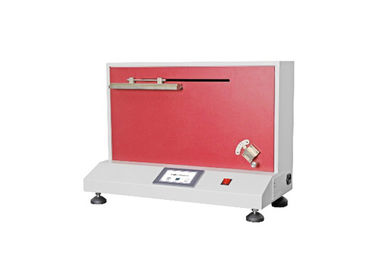 China AC 220V 50Hz 120W Textile Testing Equipment Stiffness Tester supplier